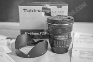 Tokina AT-X 116 PRO DX AF 11-16mm 1:2.8
