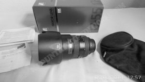 AF-S DX Zoom Nikkor 17-55mm 1:2.8 G IF-ED