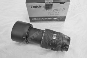 Tokina AT-X M100 AF PRO D 100mm 1:2.8