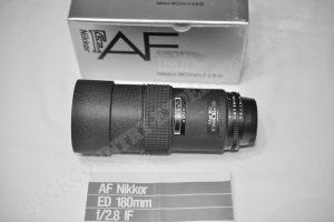 AF Nikkor 180mm 1:2.8 IF-ED