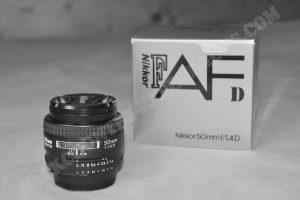 AF Nikkor 50mm 1:1.4 D