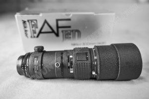 AF Nikkor 300mm 1:4 ED