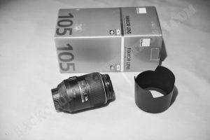 AF-S VR Micro Nikkor 105mm 1:2.8 G IF-ED