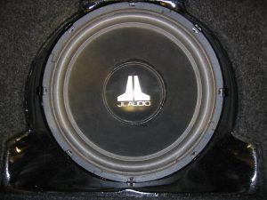 JL Audio Sub 25cm HiFi-Umbau