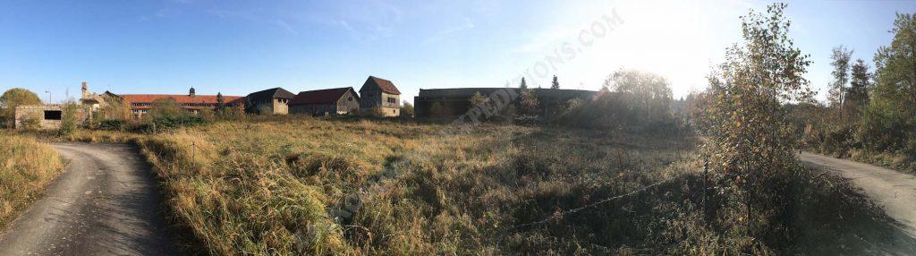 Stillgelegte Fabrik im Oberharz
