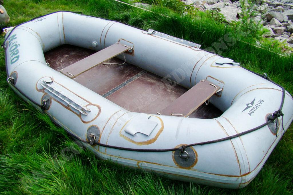 Autoflug Schlauchboot ASB 3