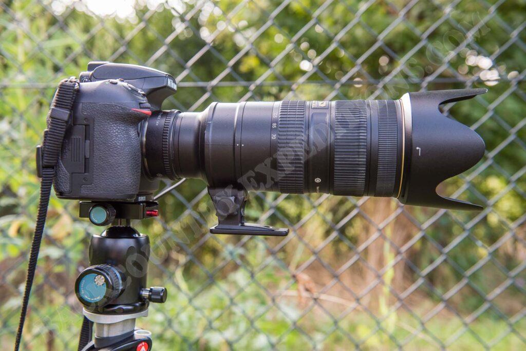 Nikon D810 + Nikkor 70-200mm f2.8