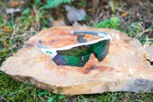 Oakley Radar EV Path Polished White - Prizm Jade Iridium