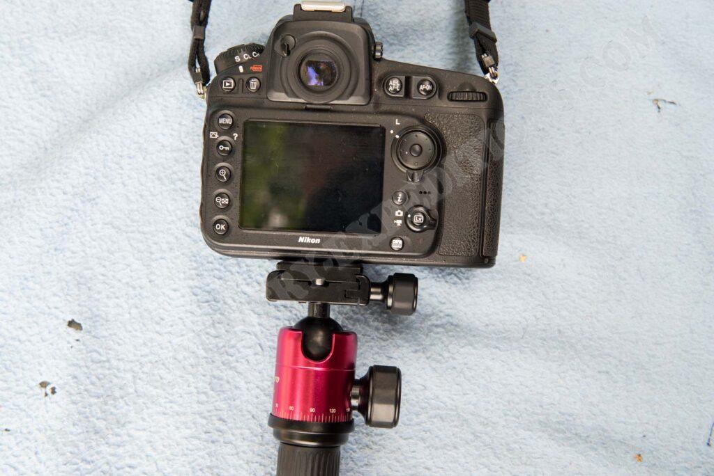 Rollei Compact Traveler No. 1 Nikon D810