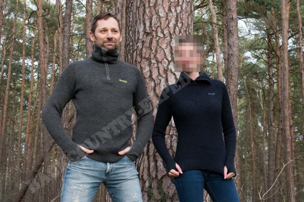Bergans Ulriken Jumper Weimaraner
