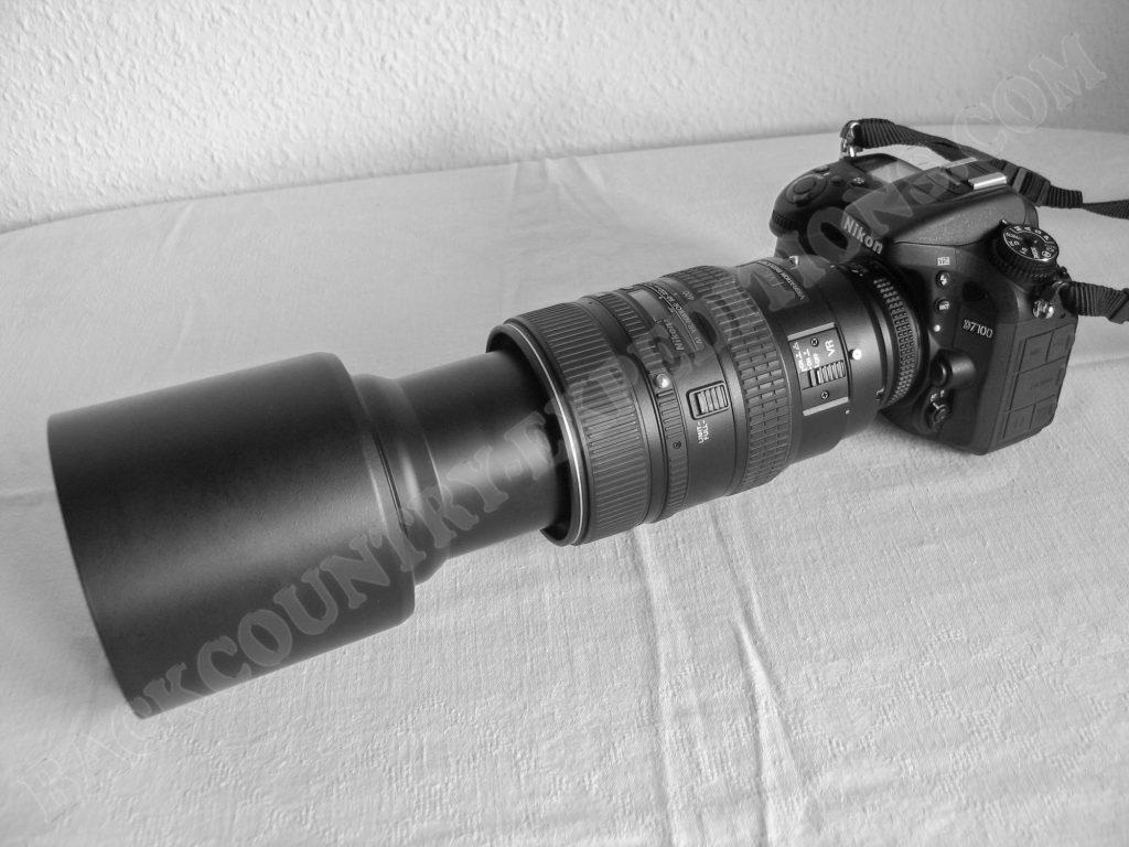 Übersicht Nikon DSLR Objektive