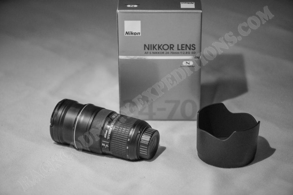 AF-S Nikkor 24-70mm 1:2.8 G ED