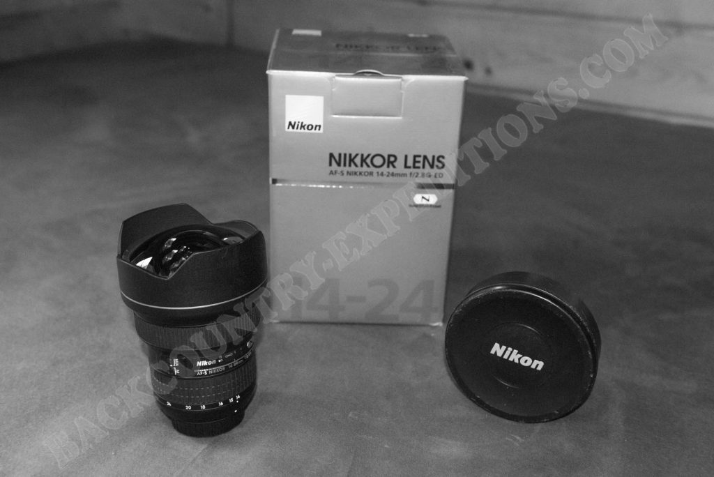AF-S Nikkor 14-24mm 1:2.8 G ED