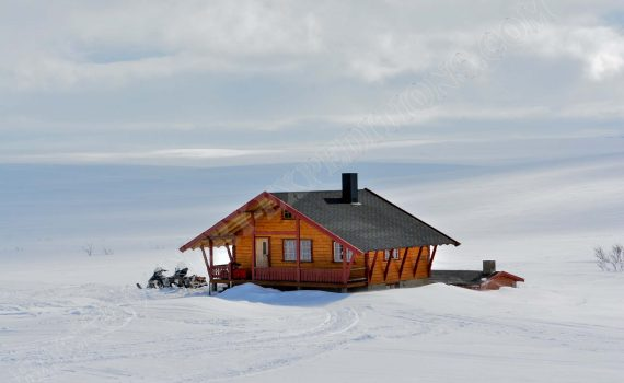 Polarlichtsafari in Lappland