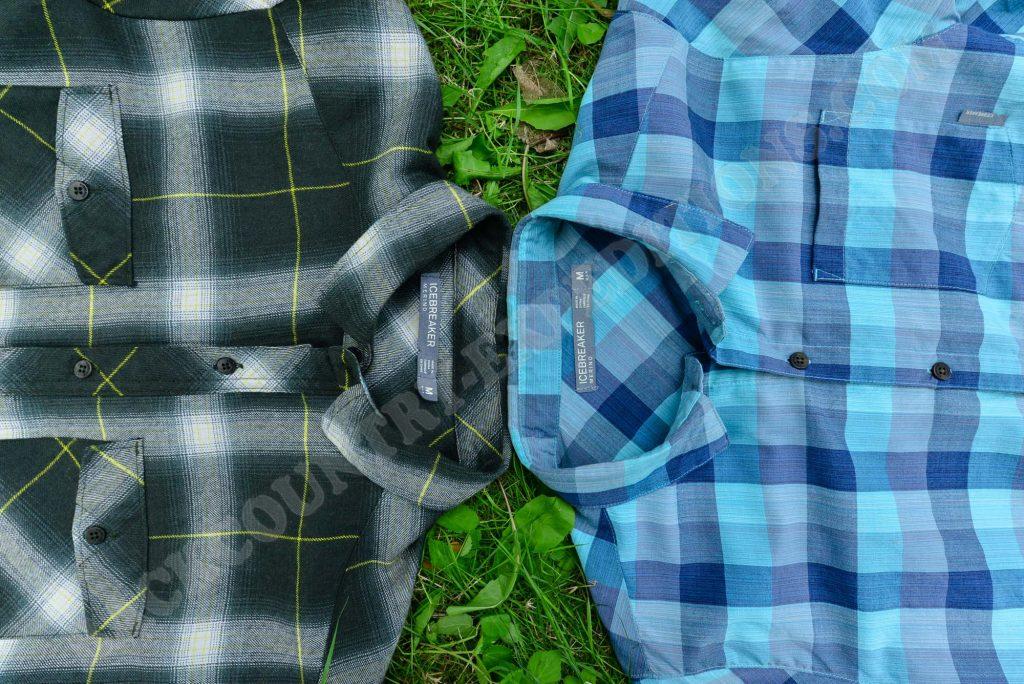 Merino-Hemden