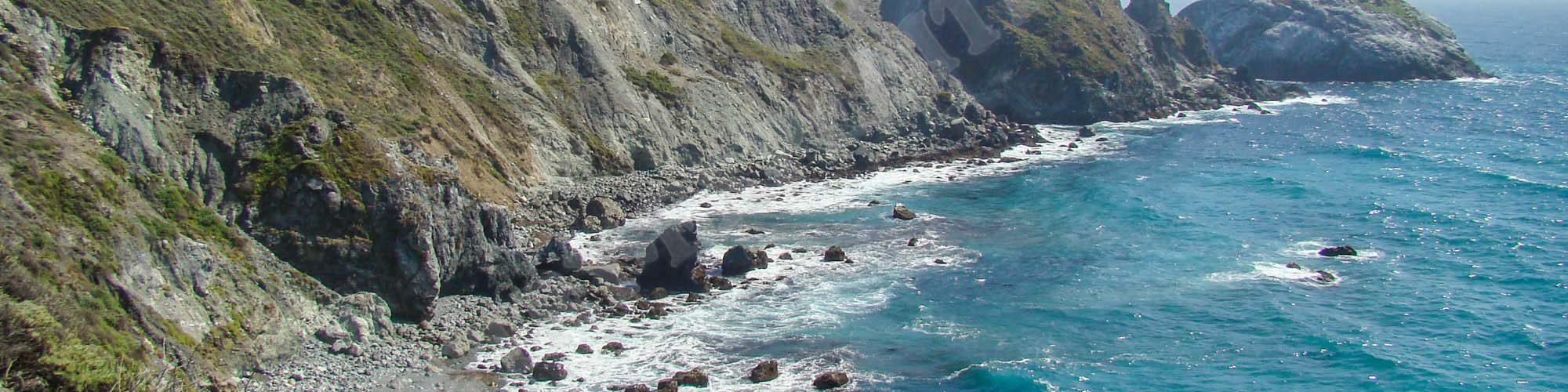 USA westcoast Sierra Nevada