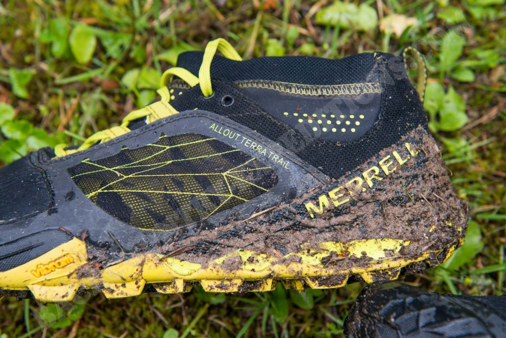 Merrell Allout Terra Trail