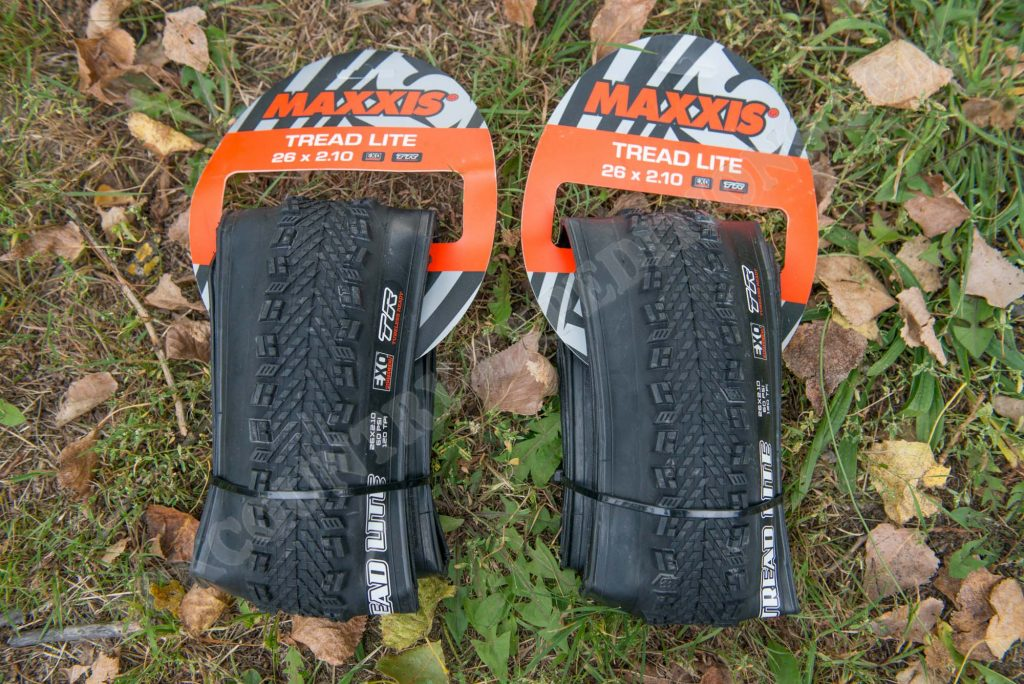 Maxxis Tread Lite 26x2.10 Exo Protection