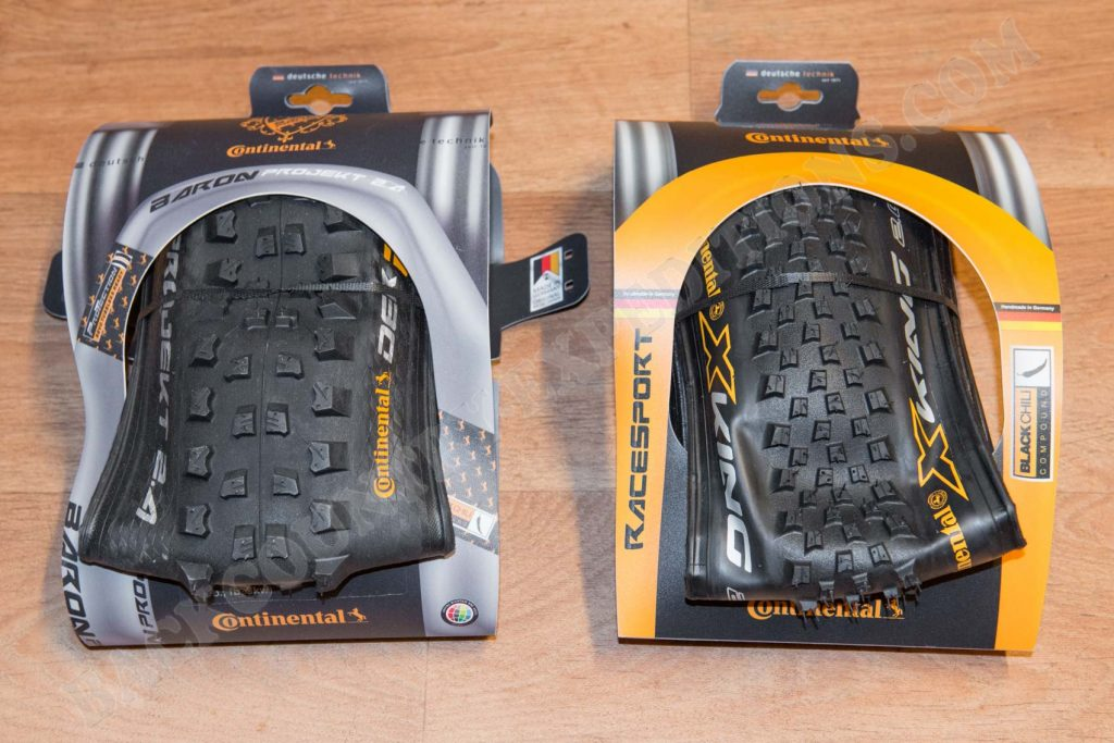 X-King RaceSport vs. Der Baron 2.4 Projekt Protection