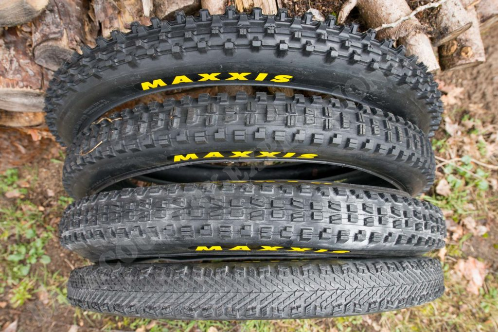 Maxxis Tread Lite 26x2.10 Exo Protection