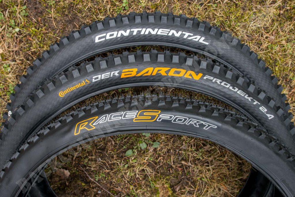 Continental MTB Reifen