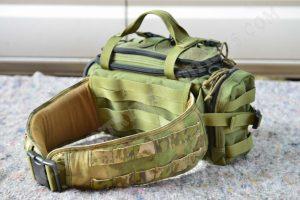 Maxpedition Sabercat OD Green & Condor Battle Belt