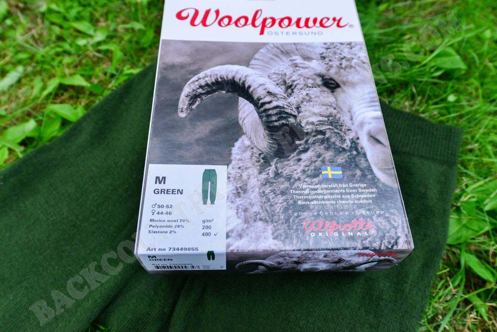 Woolpower Long Johns  400