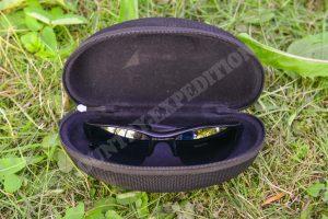 Oakley FLAK Jacket XLJ matte black Iridium Polarized