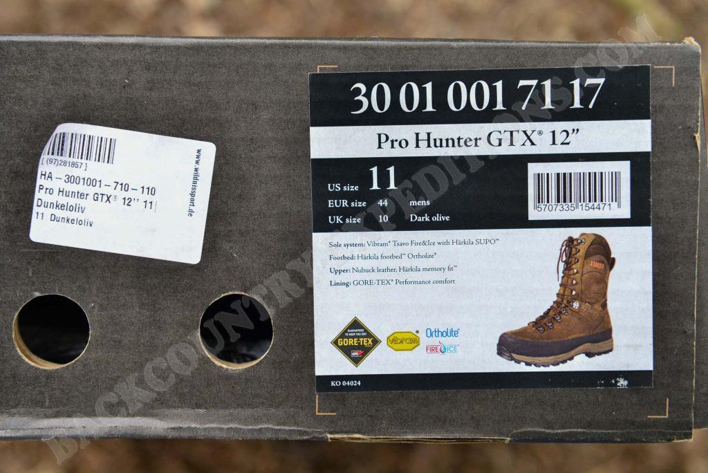 """Härkila Pro Hunter GTX 12"""""""