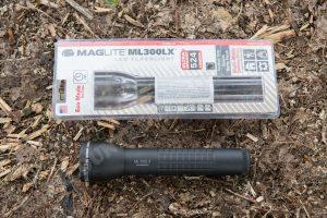 Maglite ML300LX Taschenlampe Verpackung