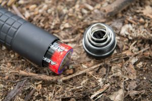 Maglite ML300LX Taschenlampe Batteriefach