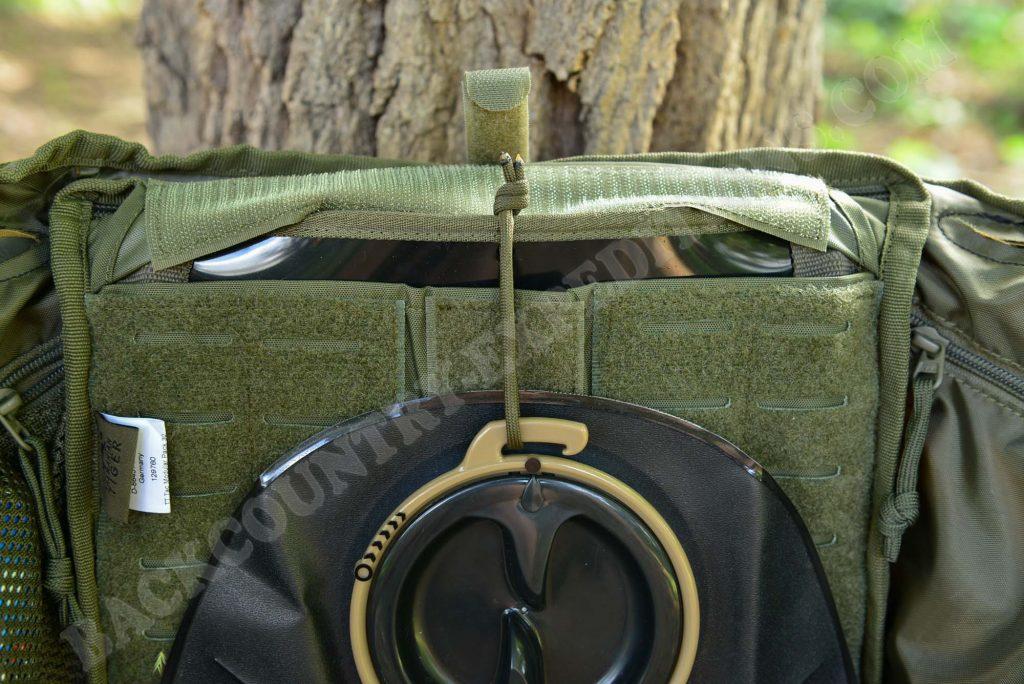 Tasmanian Tiger Tac Modular Pack 30 Vent Trinkblase