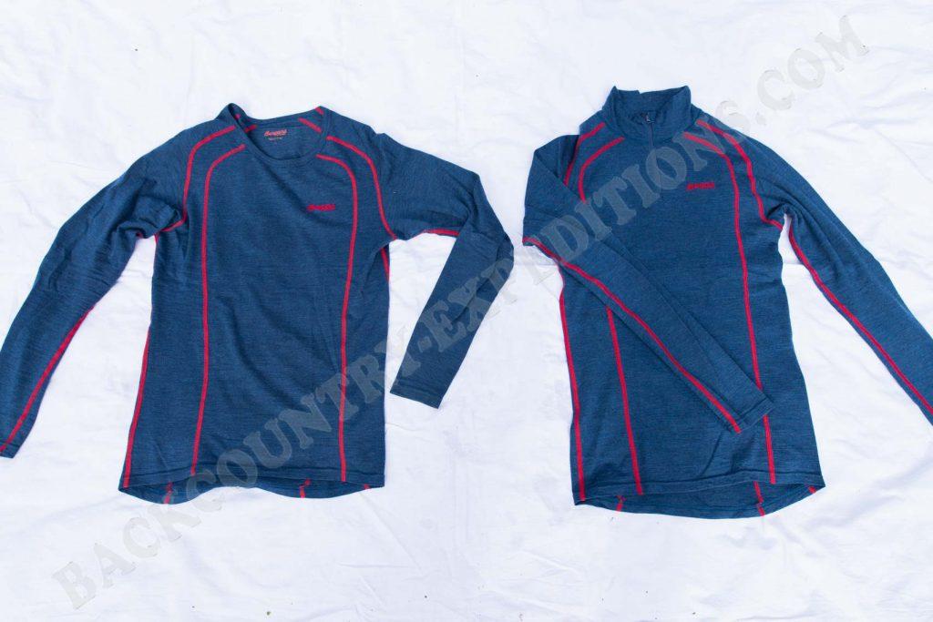 Bergans Fjellrapp Shirt & Half Zip