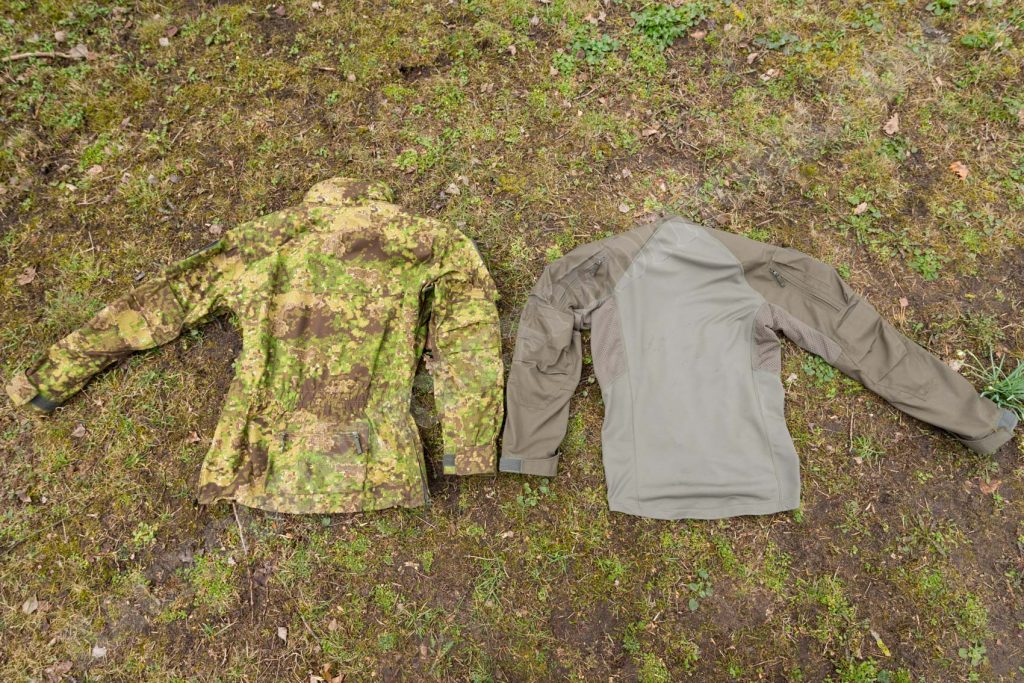 UF PRO Striker XT Combat Shirt & Jacket
