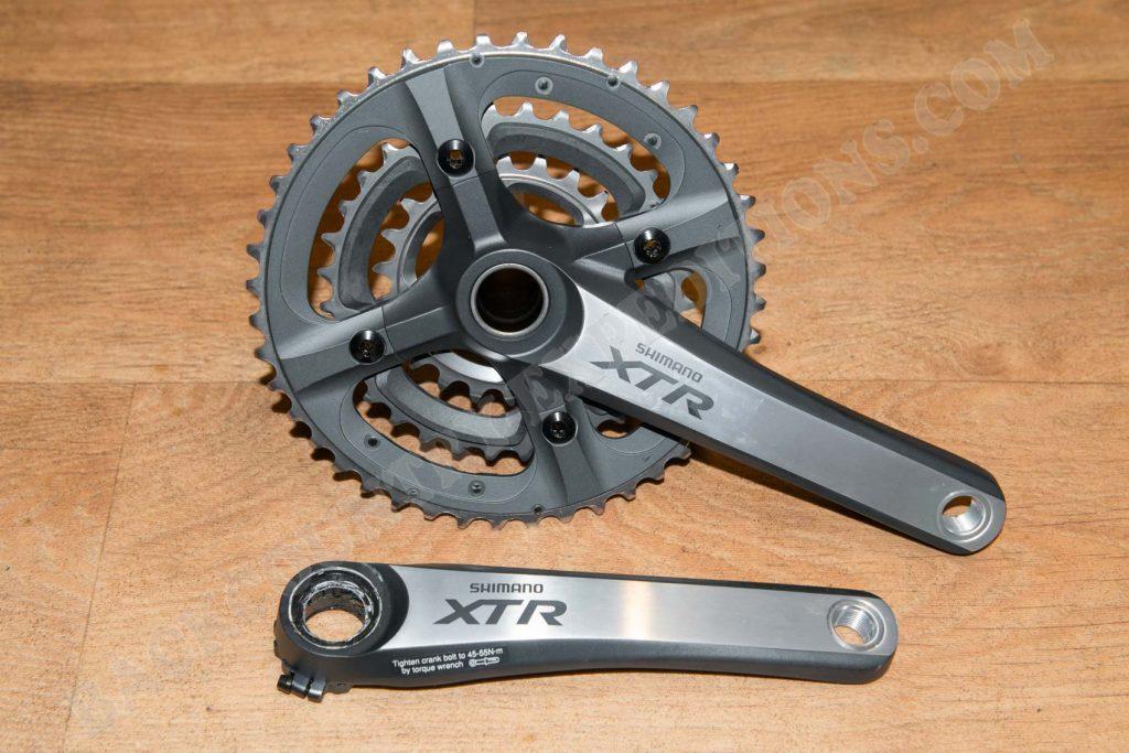 Shimano XTR FC-M970