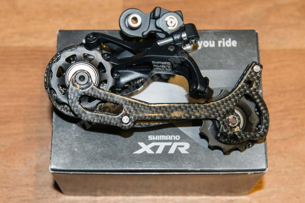 Shimano XTR RD-M972 SGS