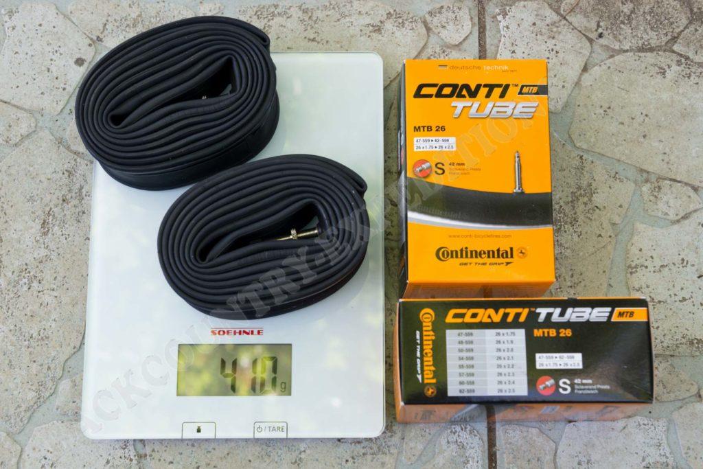 Continental Conti Tube MTB 26 S