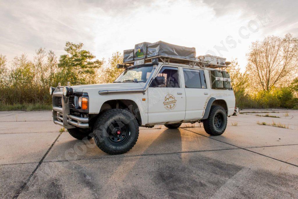 Nissan Patrol GR Y60 Expeditionsfahrzeug expedition vehicle