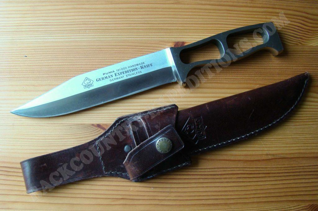 Puma German Expedition Knife (GEK)
