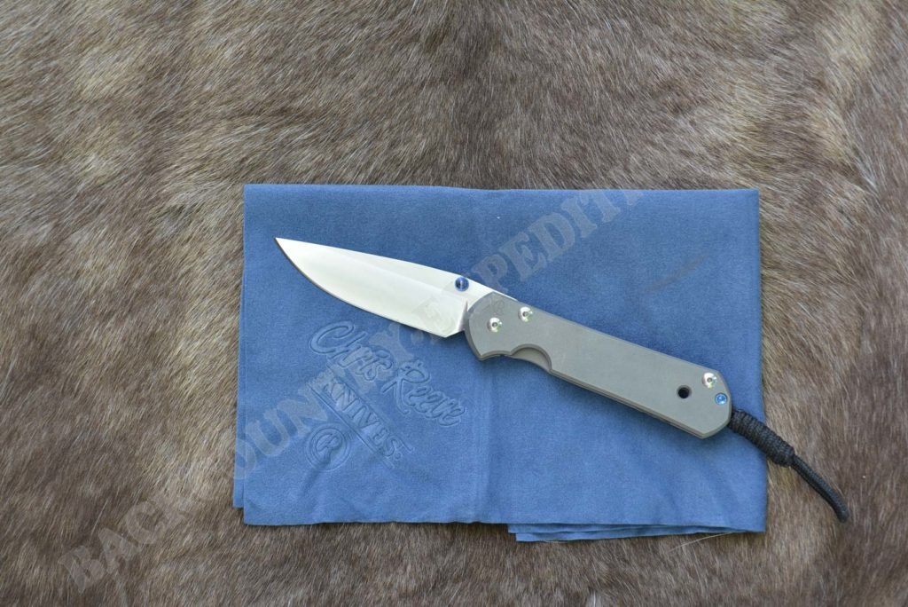 Chris Reeve Large Sebenza 21 CPM-S35VN