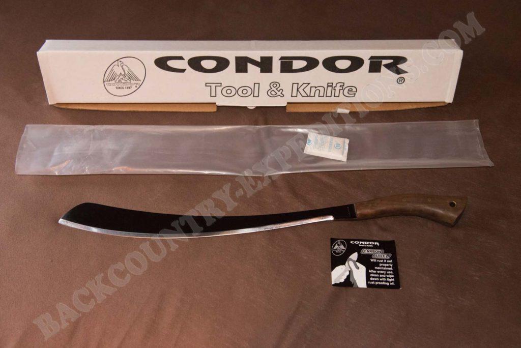Condor Golok & Parang 1075