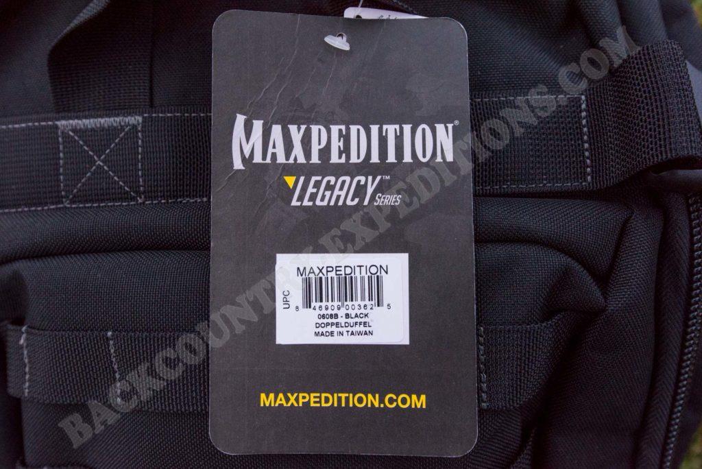 Maxpedition Doppelduffel