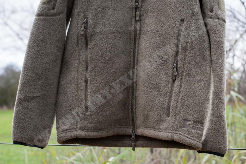 Clawgear Milvago Fleece Jacket