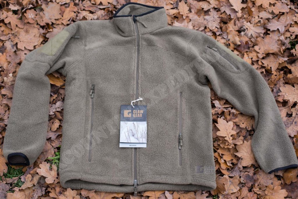 Clawgear Milvago Fleece Jacket