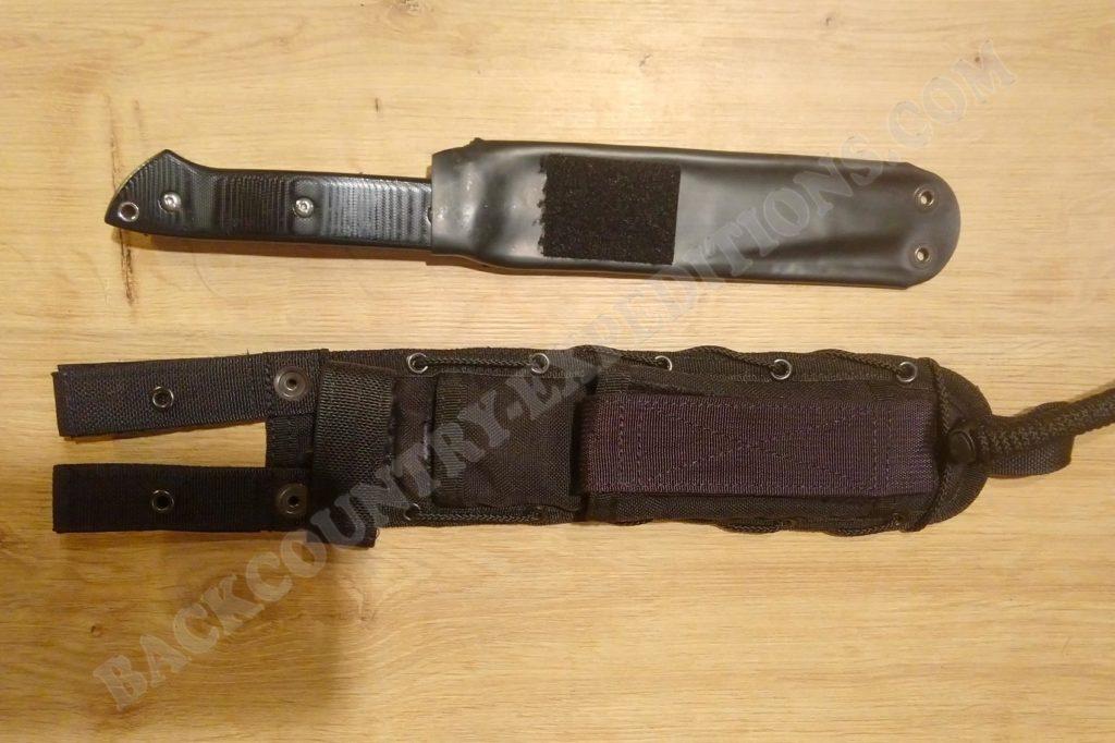 Spyderco Province knife