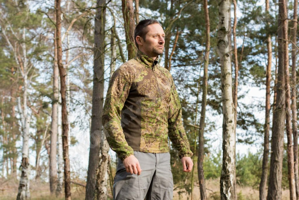 Uf Pro Hunter Sweater pencott greenzone