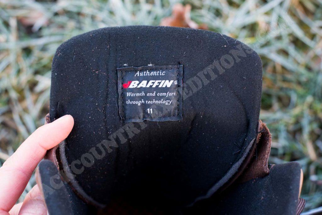 Baffin Control Max