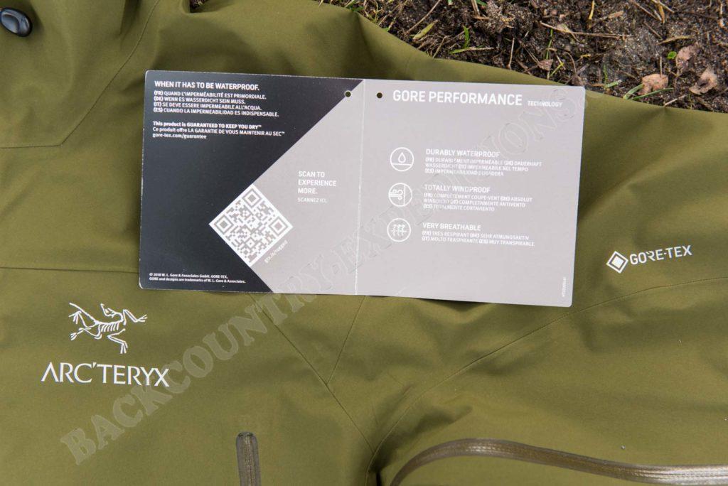 Arc`teryx Zeta AR Jacket Men´s