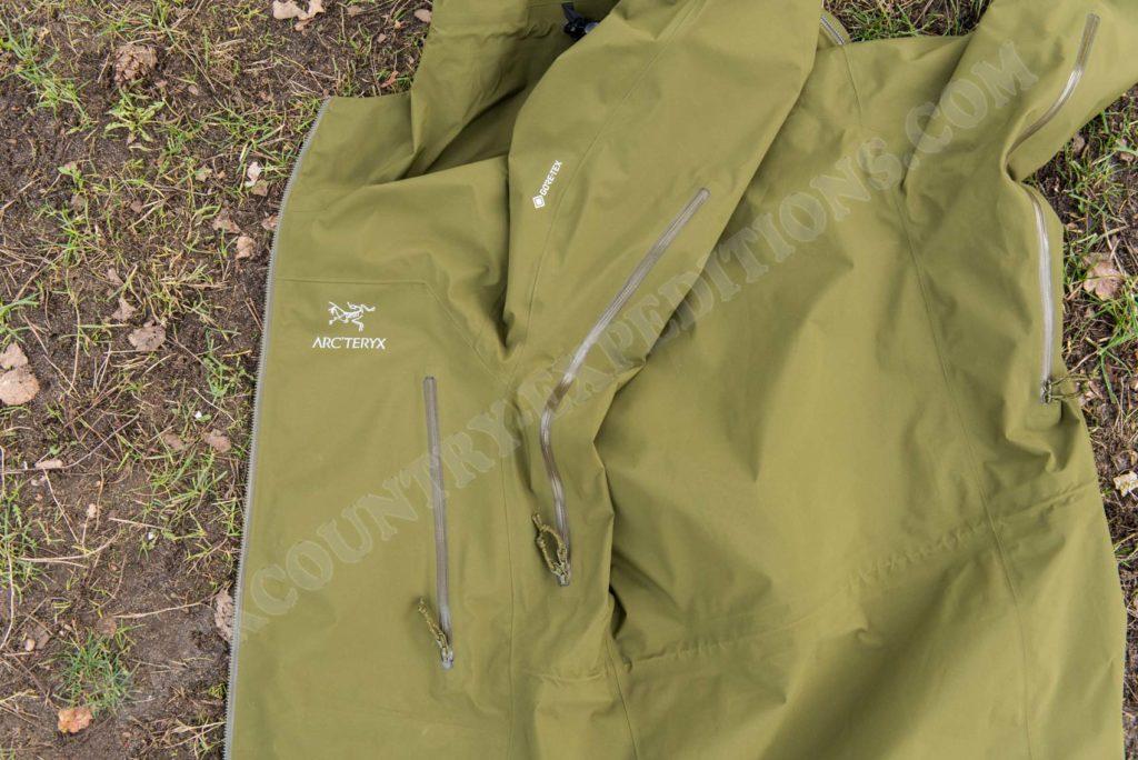 Arc`teryx Zeta AR Jacket Men´s Regenjacke