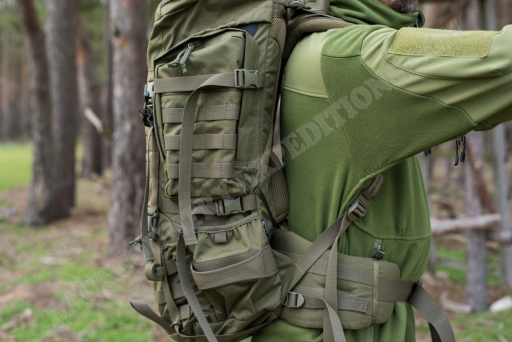 Tasmanian Tiger Raid Pack MK III